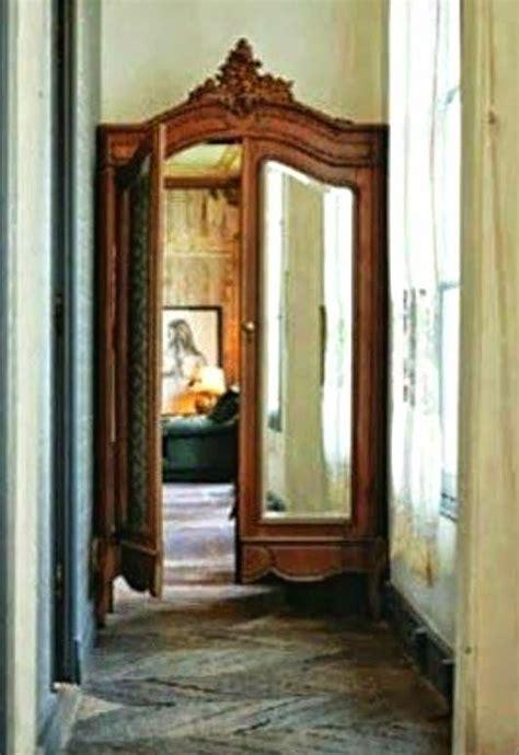 Antique Closet Doors Best 25 Antique Wardrobe Ideas On Vintage Wardrobe Glass Closet Doors And Vintage