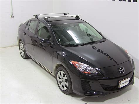 Roof Rack Mazda 2 by Roof Rack For 2013 Mazda 3 Etrailer