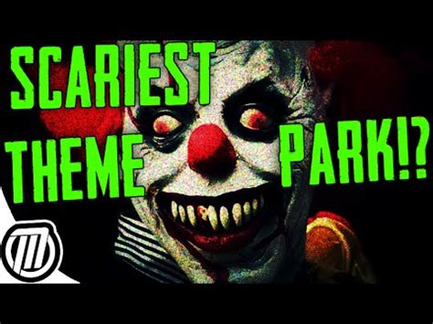 themes watch live the park horror game scary theme park full