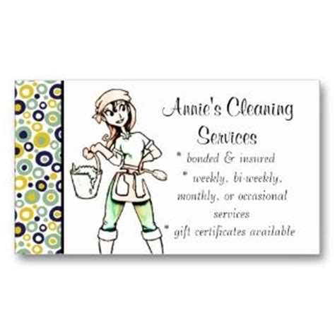 Free Business Card Templates For Cleaning Services by Cleaning Services Business Cards Sles