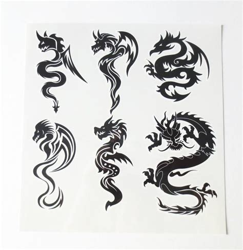 tattoo sticker temporary sticker skin sticker removable