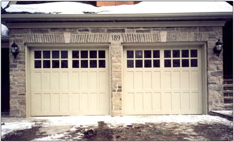 Coach House Garage Doors Alliance Garage Doors Inc The Custom Door Specialists