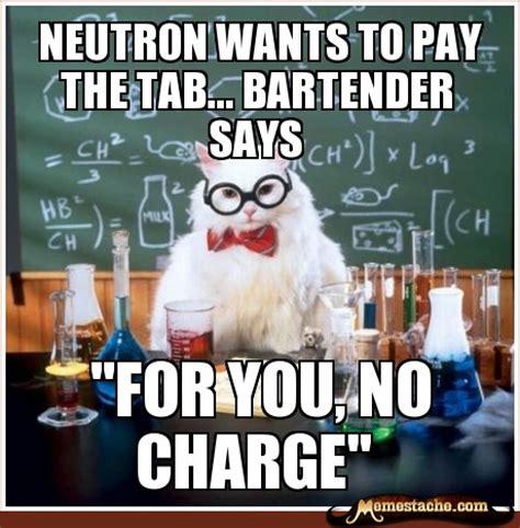 Cat Birthday Meme - page 3 chemistry cat memestache laugh pinterest