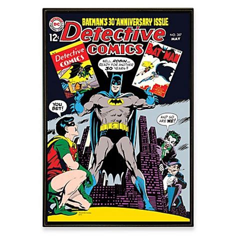 bed bath and beyond dc buy batman dc comic book wall art from bed bath beyond