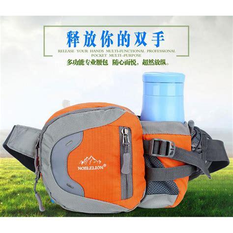 waterproof bag pinggang tas pinggang waterproof orange jakartanotebook