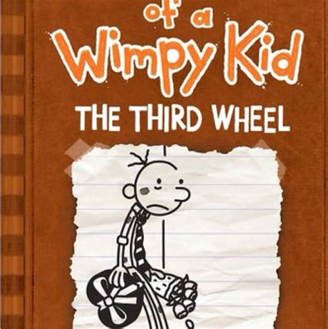 diary of a wimpy kid the third wheel book report audioboom jeff diary of a wimpy kid the third wheel
