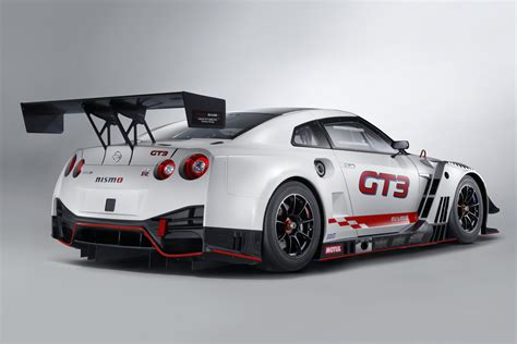 2019 Nissan Gt R Nismo Gt3 by Nissan Updates Gt R Nismo Gt3 Race Car For 2019
