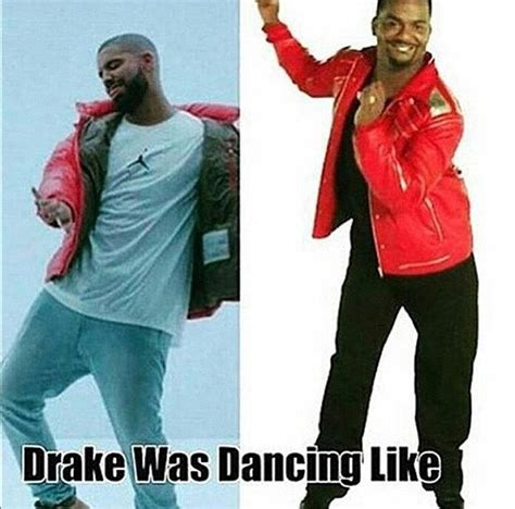 Drake Memes Hotline Bling - mike tyson brings a drake hotline bling meme to life hilarious cw33 newsfix