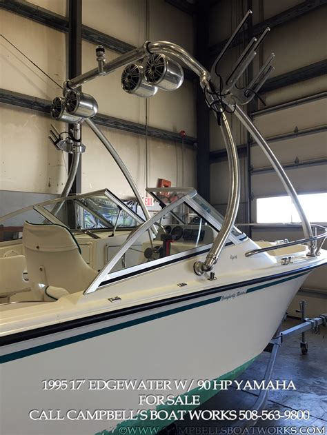 edgewater boats dual console 17 edgewater dual console boat for sale cbell s boat
