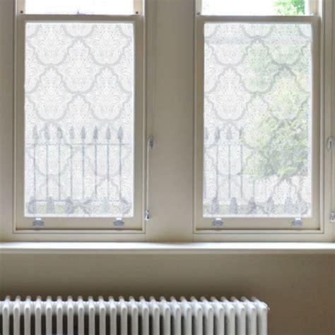 Window Decorative by Damask Design Etched Window Privacy Window