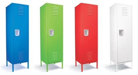 Lemari Cabinet Olympic Store Retro Storage Locker