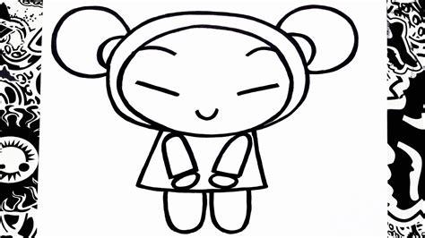 imagenes de criaturas mitologicas para dibujar como dibujar a pucca how to draw pucca youtube