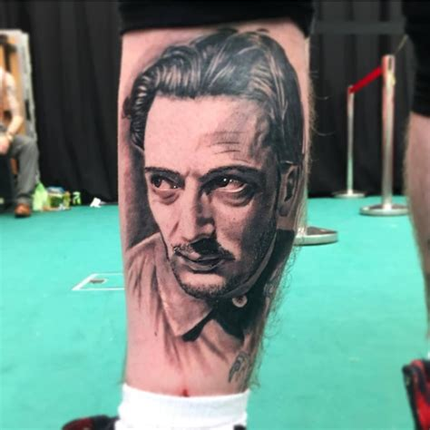 archiebald cook wins bet oriental at southampton tattoo