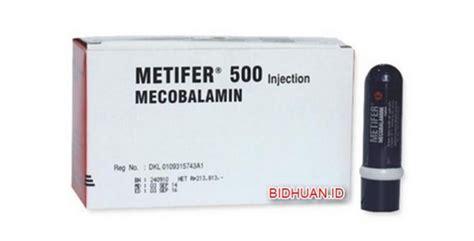 Obat Mecobalamin Mecobalamin Injeksi Dan Kapsul Indikasi Kegunaan Dosis