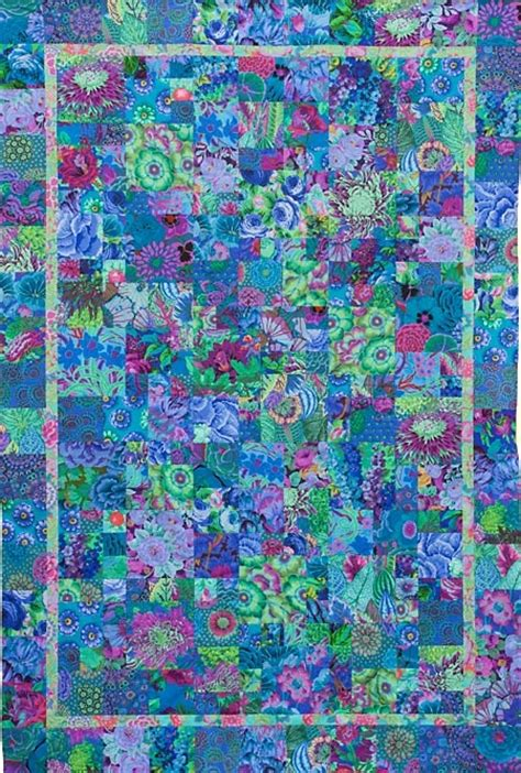 Kaffe Fassett Patchwork Kits - 639 best images about quilts kaffe fassett on