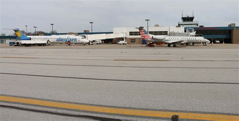 home gt toledo express airport toledo lucas county port