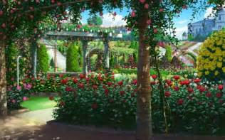 garden other anime background wallpapers on