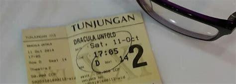 tunjungan xxi  theater  surabaya