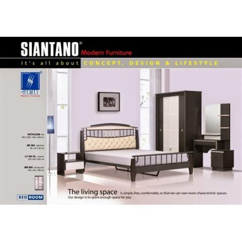 Lemari Pakaian Equity bedroom set sion furniture