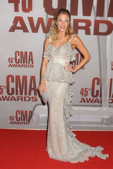 Cma Awards Leann Rimes by Leann Rimes At 45th Annual Cma Awards In Nashville