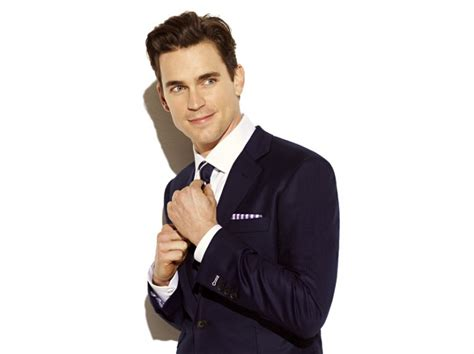 White Collar Wardrobe white collar wardrobe matt bomer for gilt in suits 2018