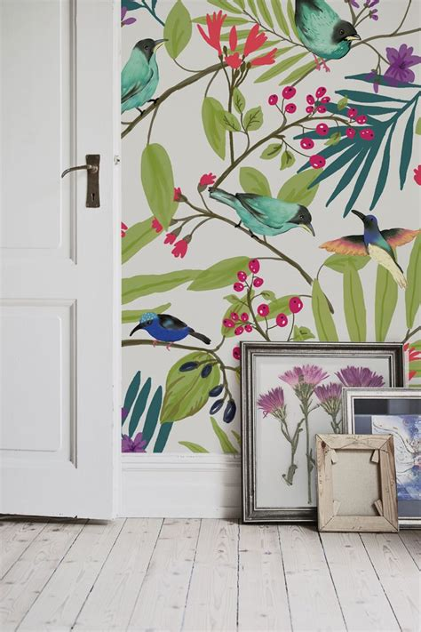 best wall color to showcase art best 25 wallpaper for home wall ideas on pinterest