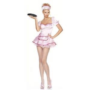 halloween costumes waitress 50s diner waitress halloween costume thisnext