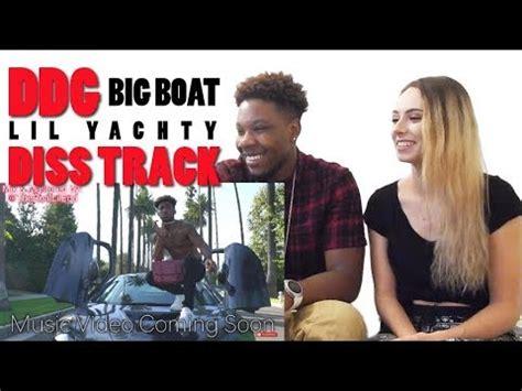 big boat lil yachty diss track ddg big boat lil yachty diss track couple reaction