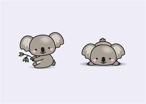 imagenes de koalas kawaii high quality vector clipart cute koalas vector clip art