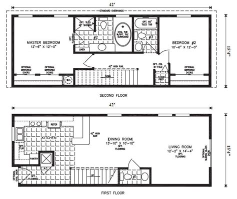 modular housing plans tradewinds xt or tlb home floor plan manufactured and