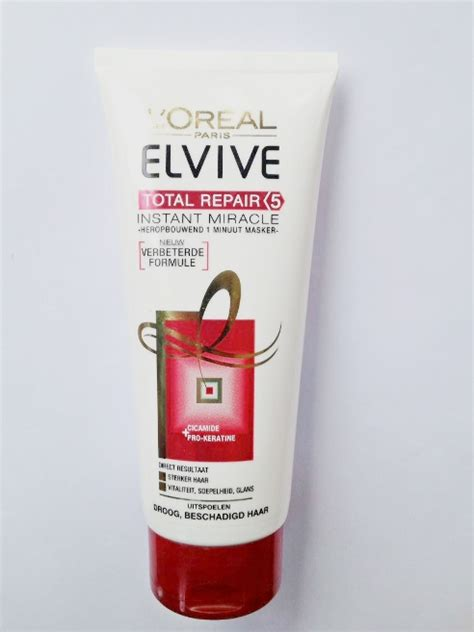 Loreal Instant White l oreal elvive total repair 5 instant miracle 1 minute mask review