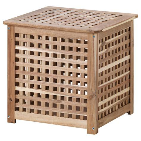 ikea wood hol side table acacia 50x50 cm ikea