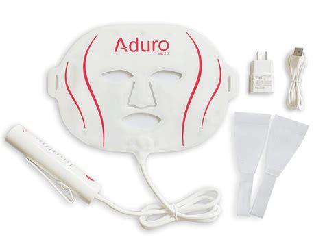 Masker Led aduro lichttherapie innovatieve anti ageing