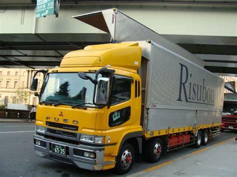 mitsubishi fuso japan truck photos fuso transportation truck japan