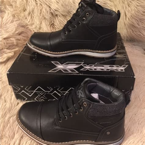 49 xray other x s kimball boots black size 7 5 from s closet on poshmark
