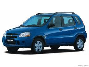 Suzuki Ignia 2000 Suzuki Ignis Related Infomation Specifications