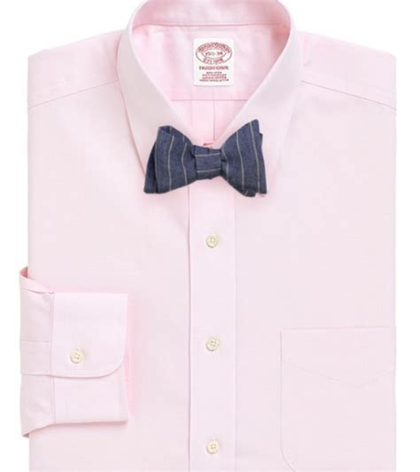 ties and bow ties to pair with pink shirts top