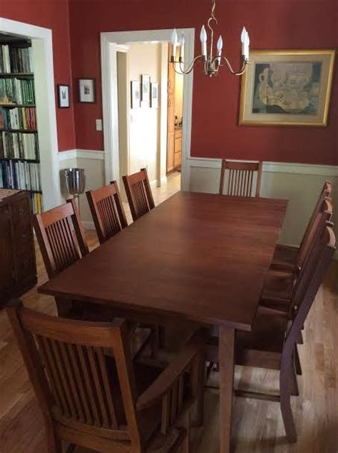 craftsman style dining room table 181 best images about craftsman dining room on pinterest