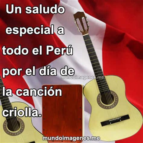 Lemas Criollos   imagenes feliz dia de la musica criolla con frases mundo