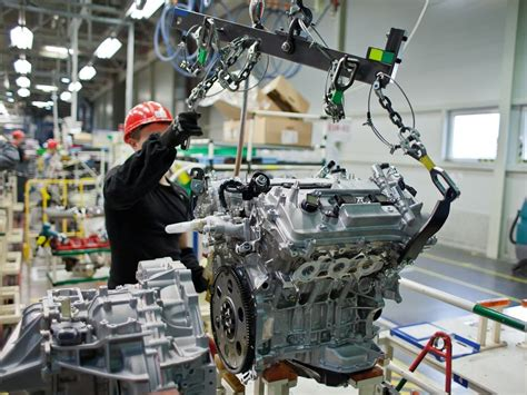 Toyota Motor Manufacturing Toyota Motor Manufacturing Russia Adds A Second Shift