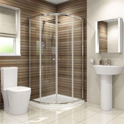 bathroom suites with shower enclosures albi shower enclosure suite contemporary bathroom west midlands by soak com