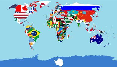 world map with countries flag destinos de viagem e lista de pa 237 ses tempo de viajar