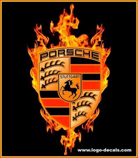 Porsche Design Aufkleber porsche aufkleber porsche logo
