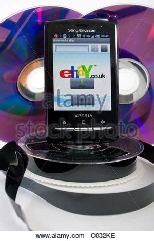 a sony ericsson xperia mini pro mobile phone showing the