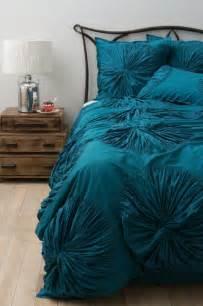 Dip Dye Comforter Lanna Duvet Cover Turquoise Contemporary Duvet Covers