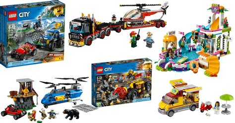 best lego city sets walmart select 2018 lego sets 20 for a limited time