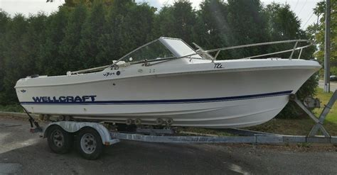 wellcraft boats wellcraft 21 cuddy boat for sale from usa