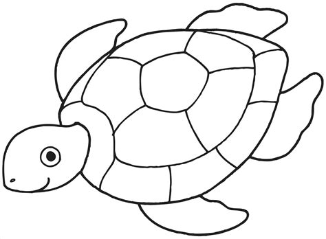 Simple Turtle Drawing s my drawing style i easy drawings turtle cant