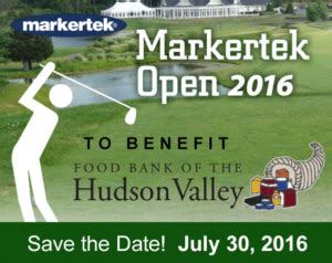 Hudson Valley Food Pantry by The 19th Annual Markertek Charitable Golf Invitational