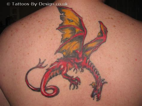 red dragon tattoo cidyjufun